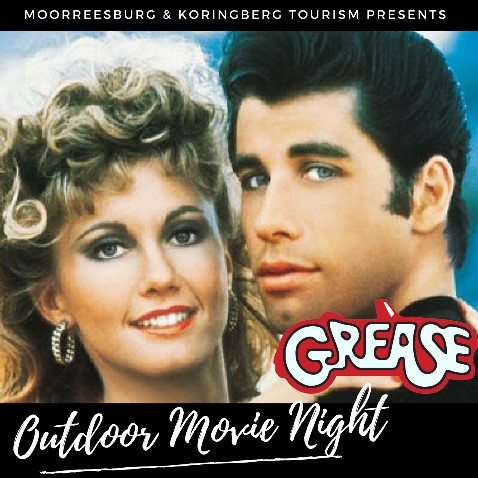 Outdoor Movie Night – Grease
