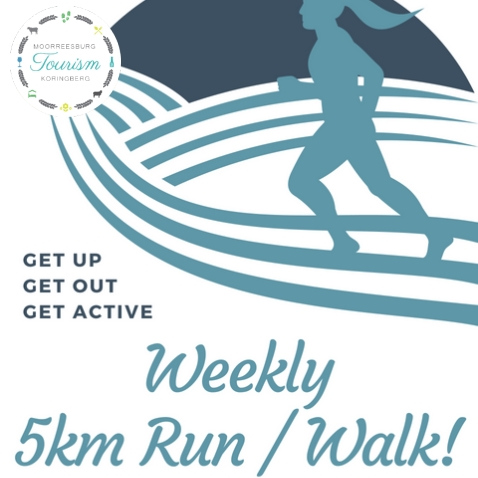 Weekly 5km Fun Run / Walk