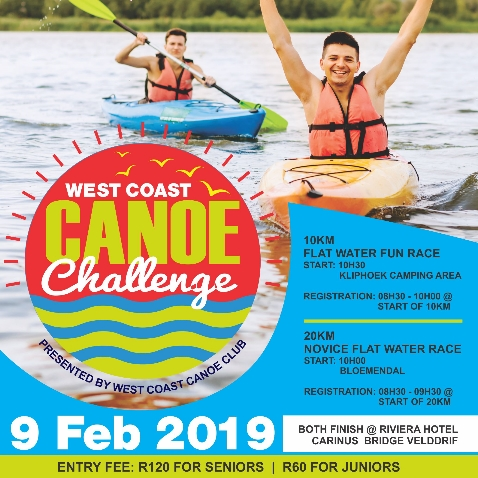West Coast Canoe Challenge